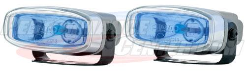 PIAA 2100X 55W=110W Xtreme White SMR Driving Lamp
