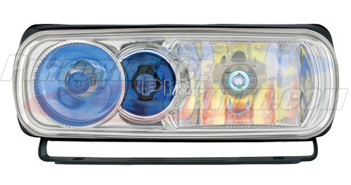 PIAA P-3000 Tri Beam Driving, Spot, & Marker Lamp