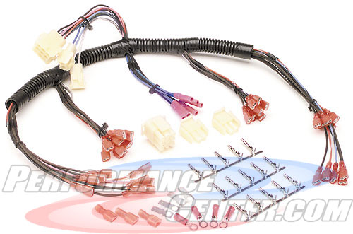 Painless Speedometer Wiring Harness