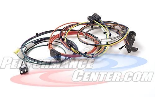 Painless A/C Wiring Harness