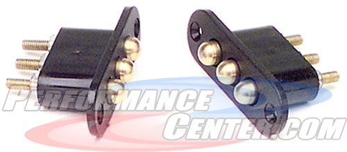 Painless Jamb Tac Doorjamb Contact Switch Kit