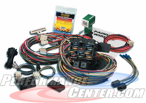 Painless Chassis Wiring Harneses