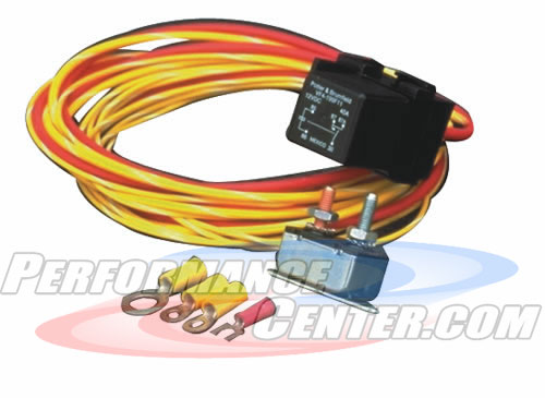 Painless Universal Fuel Pump Relay