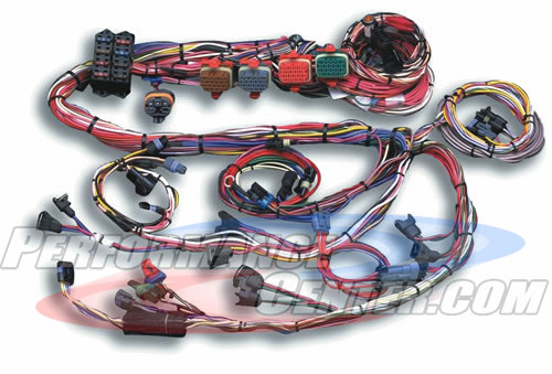 Painless EFI Wiring Harness For GM & Ford