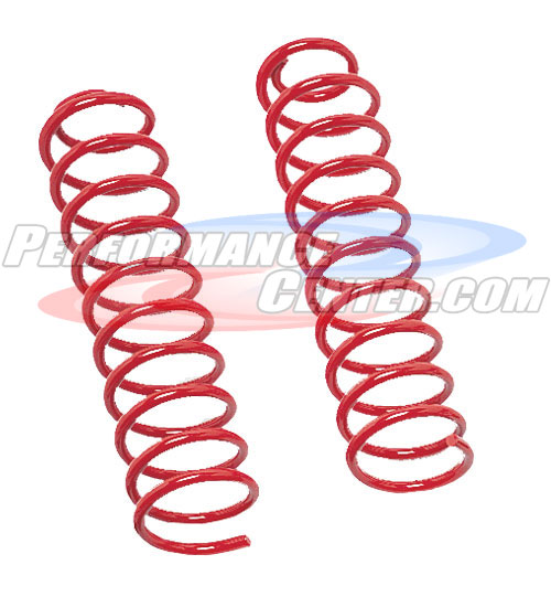 Rancho Jeep Lifted Coil Springs