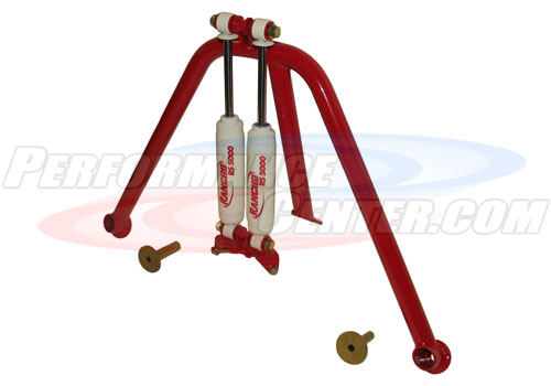 Rancho Dual Shock Hoop Kit