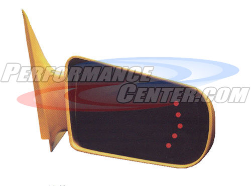 Street Scene Manual To Electric Conversion Side View Mirrors