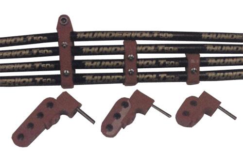 Taylor Spark Plug Wire Loom Kit