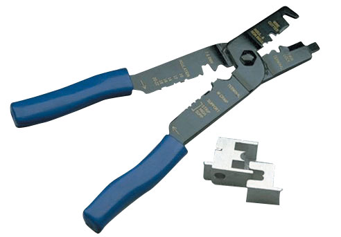 Taylor Spiro-Pro/.409 Strip & Crimp Tool