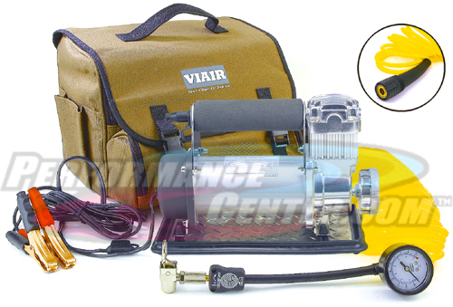 Viair 400P Sealed Portable Air Compressor Kit