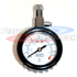 Viair 90058 0 To 15 PSI 2.0 inch Tire Gauge With Rubber Boot