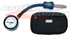 Viair 90059 0 To 15 PSI 2.5 inch Tire Gauge With Hose & Storage Pouch