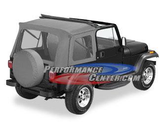 Jeep Tops & Doors